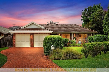 Recently Sold 14 Draper Street, Glenwood, 2768, New South Wales