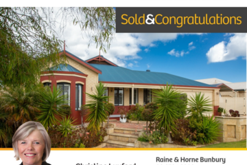 Recently Sold 52 Hornibrook Road, Dalyellup, 6230, Western Australia
