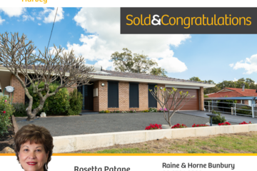 Recently Sold 6 Greenfields Road, Harvey, 6220, Western Australia