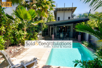 Recently Sold 1/12 Escape Street, Port Douglas, 4877, Queensland