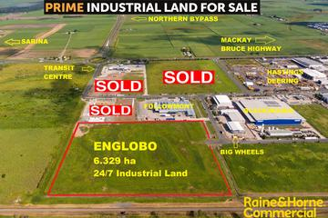Recently Listed Stage 8 Industroplex, Cnr Executive & Dozer Drive, Paget, 4740, Queensland