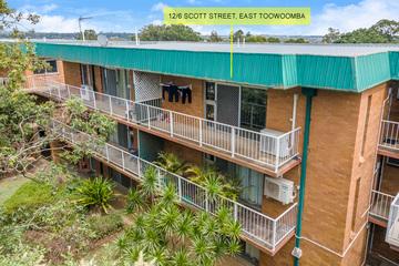 Recently Sold 12/6 Scott Street, East Toowoomba, 4350, Queensland