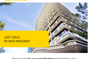 Recently Sold 204/83 Mount Street, North Sydney, 2060, New South Wales