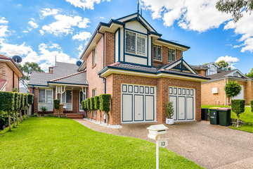 Recently Sold 13 Scenic Grove, Glenwood, 2768, New South Wales