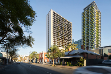 Recently Listed 1407/17 Penny Place, Adelaide, 5000, South Australia