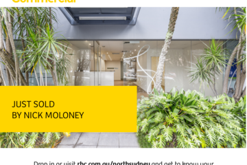 Recently Sold G02/40 Yeo Street, Neutral Bay, 2089, New South Wales