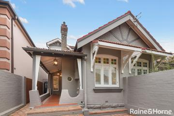 Recently Sold 103 West Street, Crows Nest, 2065, New South Wales