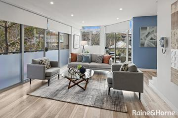 Recently Sold 101/1 Scott Street, Pyrmont, 2009, New South Wales