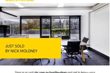 Recently Sold 1/7 Ridge Street, North Sydney, 2060, New South Wales