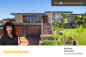 Recently Sold 2 Boronia Place, South Bunbury, 6230, Western Australia