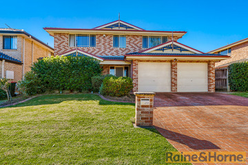 Recently Sold 25 Scribblygum Circuit, Rouse Hill, 2155, New South Wales