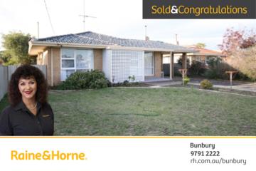 Recently Sold 4 Scott Crescent, East Bunbury, 6230, Western Australia