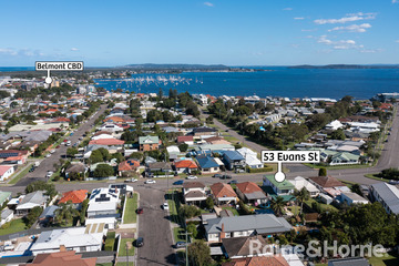 Recently Sold 53 Evans Street, Belmont, 2280, New South Wales