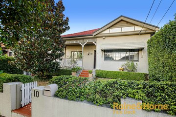 Recently Sold 10 Sutton Street, Five Dock, 2046, New South Wales
