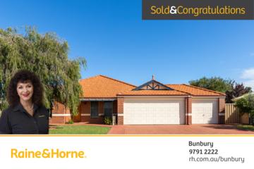 Recently Sold 130 Dalyellup Boulevard, Dalyellup, 6230, Western Australia