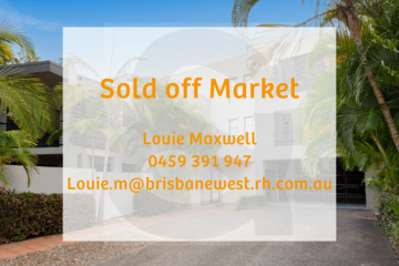 Recently Sold 4/67 Benson Street, Toowong, 4066, Queensland