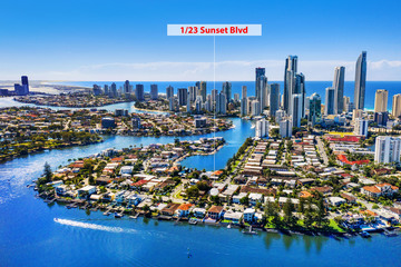 Recently Sold 1/23 Sunset Boulevard, Surfers Paradise, 4217, Queensland