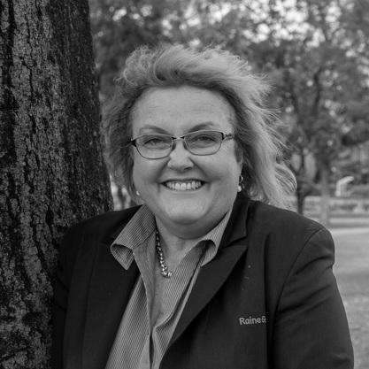 Enid Fuller - Receptionist