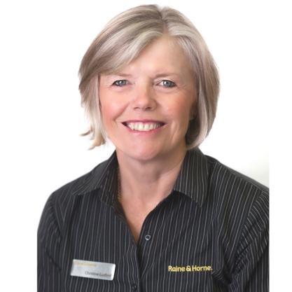 Christine Luxford - Senior Sales Representative
