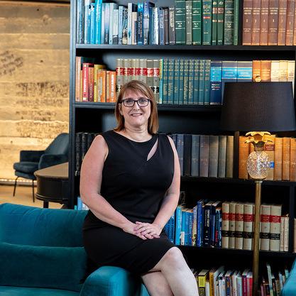 Janine McCarthy - Financial Controller