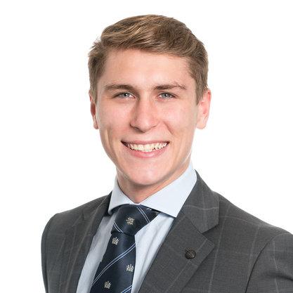 Jacob Broxom - Sales Associate to Nick Moloney