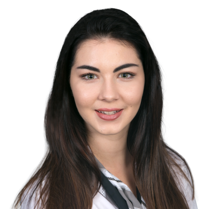 Kayla Hansford - Project Sales & Marketing Coordinator