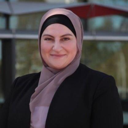 Sandra Ali - Accounts Assistant