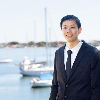 Gordon Chen - Administration