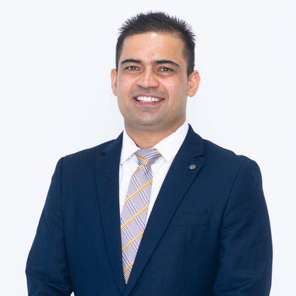 Rady Sandhu - Area Sales Manager