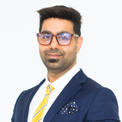 Robbie Singh - Area Sales Manager