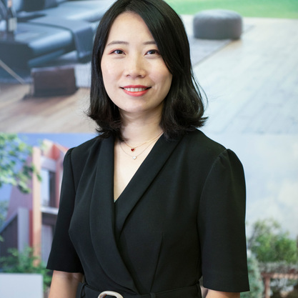 Jackie Wang - Sales Manager