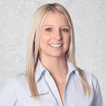 Ashleigh Sonter - Sales & Marketing Manager